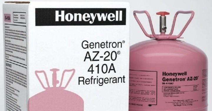 Фреон R410a торговой марки Genetron AZ 20