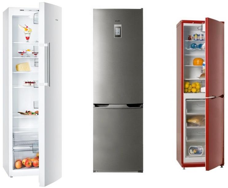 Холодильники Athlant