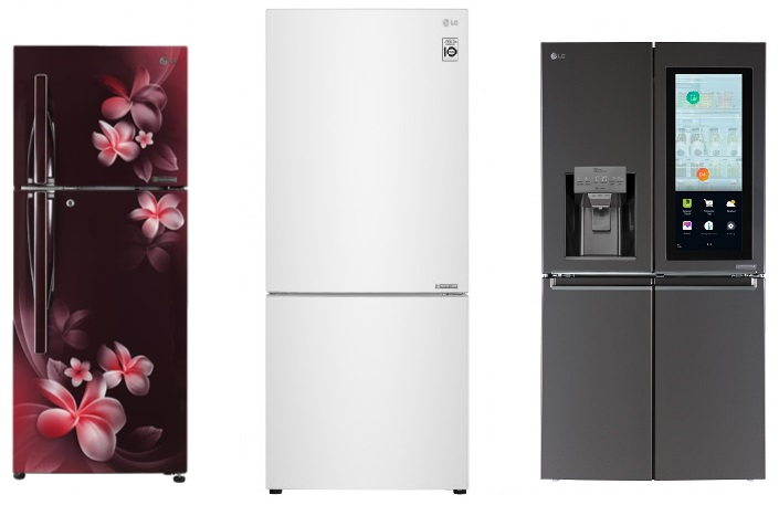 Холодильники LG - самая лучшая марка холодильника на сегодня