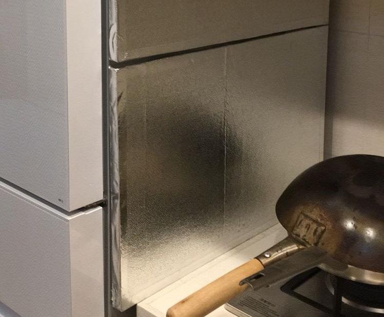 Магнитный экран на холодильник