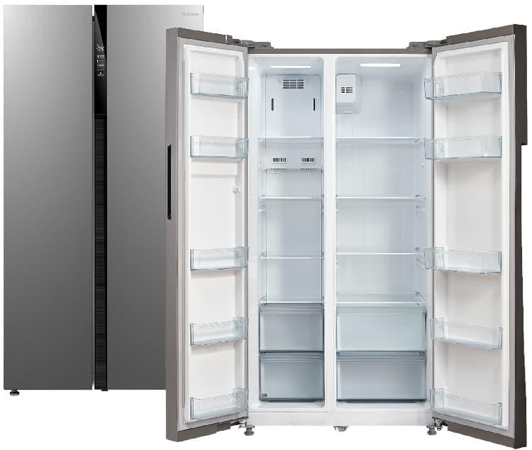 Холодильник Бирюса Side-by-Side