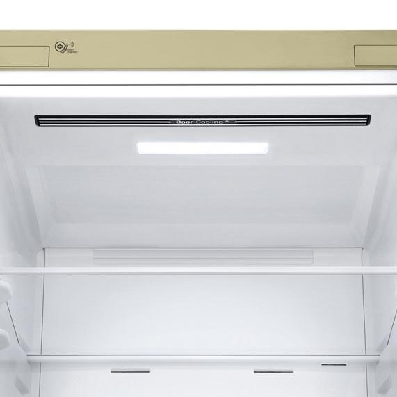 Охлаждение дверцы LG GA-B459SEQZ