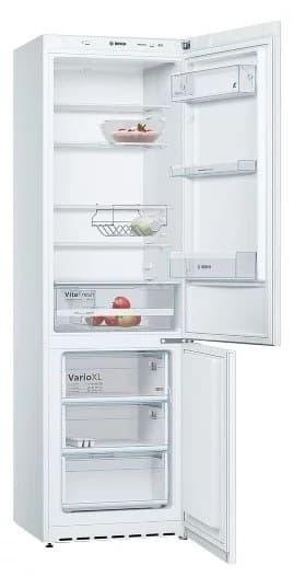 Открытый холодильник Bosch Serie 4 KGE39XW2AR