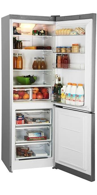 Открытый холодильник Indesit DF 5200 S