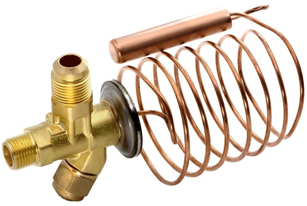 Термостат, капиллярная трубка и фильтр-осушитель